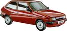 Fiesta 1976-1989               (AX)