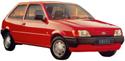 Fiesta 1989-1996               (CX)