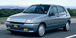 Clio первого и второго поколения